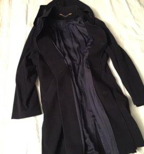 Драповое мужское пальто 50-52 размер