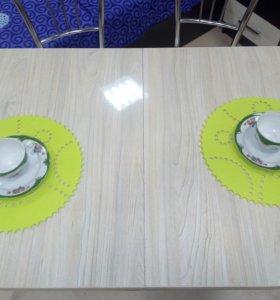 Стол для кухни раздвижной