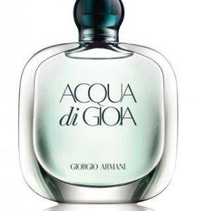 Acqua di Gioia /духи/парфюм