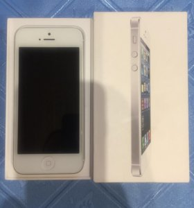 iPhone 5,White,16 GB