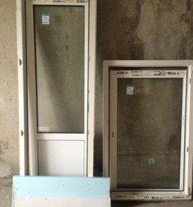 Балконный блок ПВХ