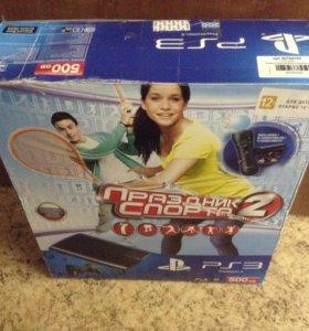 PlayStation 3 super slim 500г