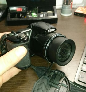 Nikon coolpix L830
