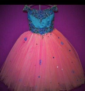 Новые платья от 110 до 150 см