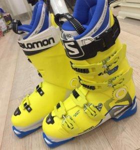 Горнолыжные ботинки SALOMON X MAX 130, размер 26