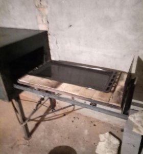 Печка тундр для лаваша