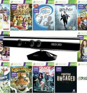 Куча игр для Kinect Xbox 360