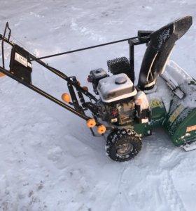 Бензиновый снегоочиститель fpstp163A