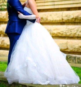 Фирменное свадебное платье Лоранж