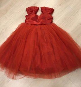Платье 116 рост