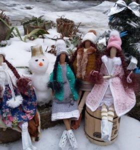 Куклы на заказ, Тильда
