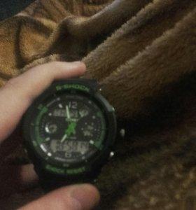 Часы s-skock