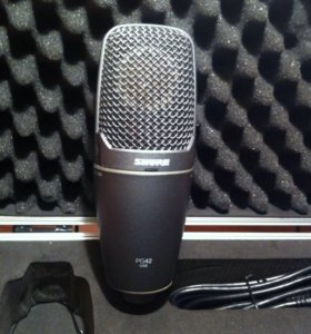 Микрофон Shure PG42 USB