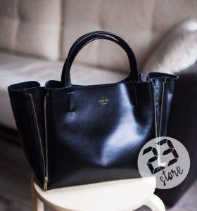 Кожаная сумка Celine, новая