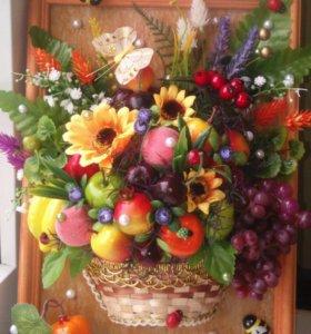 Панно фруктовое