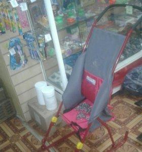 Санки-коляска новые