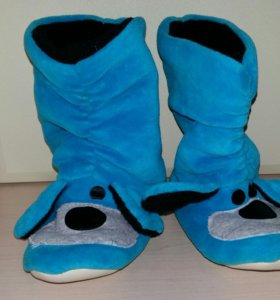 Домашняя обувь (тапочки) - собачки. Р.25-26