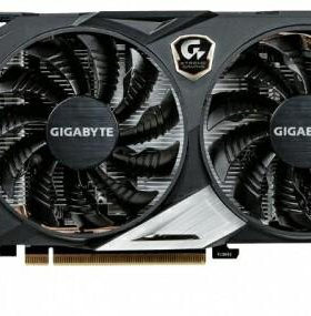 GIGABYTE GeForce GTX 950 OC WINDFORCE 2X 2 Гб GDDR