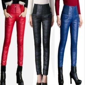 Теплые брюки для зимы