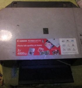 Принтер canon pixma 210