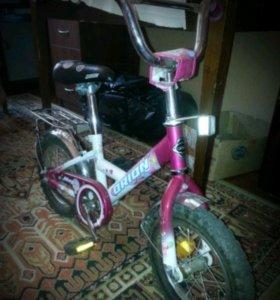 Продам детский велосипед orion