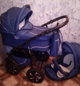 Детская коляска Verdi Solar 2в1