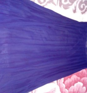 Новая юбка шифон