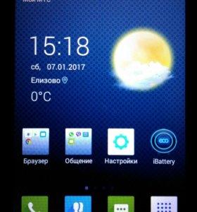 Смартфон Alcatel ONE TOUCH PIXI 3