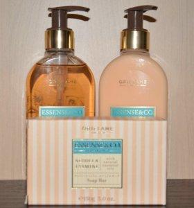 Жидкое мыло+Лосьен для рук и тела+Мыло(150г)