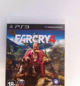 Игра Farcry 4 для PS3