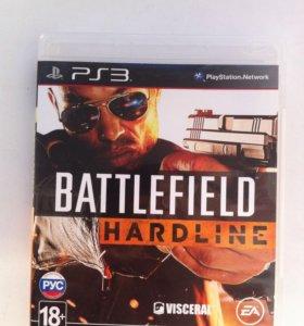 Игра Battlefield hardline для PS3