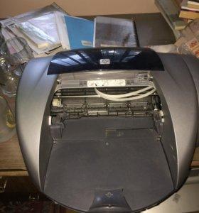 Принтер струйный hp deskjet 5550 Пробег -1000коп.