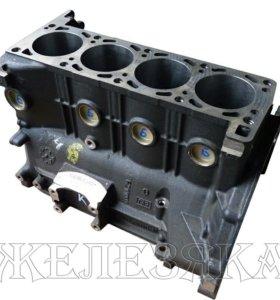 Блок цилиндров газ 3110 406дв б/у