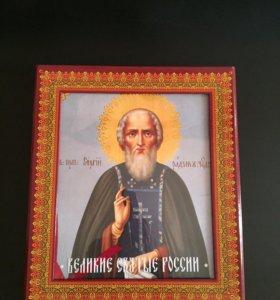 Книга Великие Святые России
