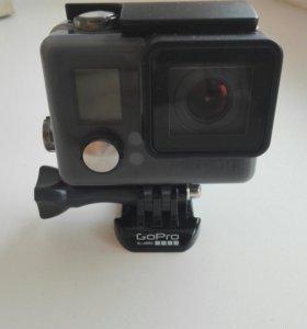 Gopro + LCD