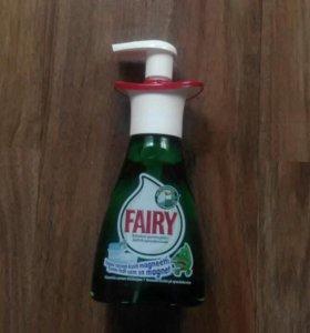 Пенка FAIRY для мытья посуды 375 мл