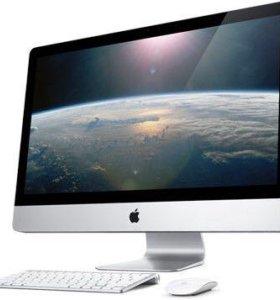 "Apple iMac 27"". Core i7 2,93GHZ x2"