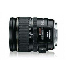 Объектив Canon EF 28-135 mm f3,5-5,6 USM IS