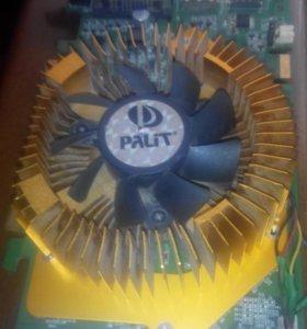 Видеокарта Palit 9600GT