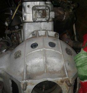 Двигатель уазовский