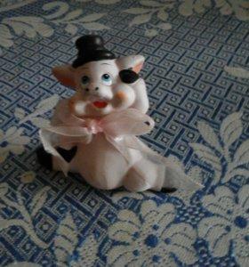 Веселая Свинка сувенир
