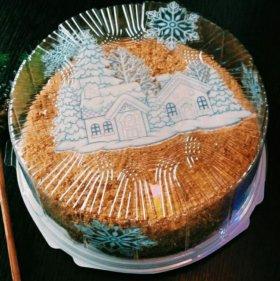 Вкуснейший  торт медовик/приносящий счастье
