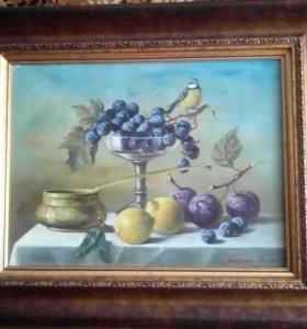 Два лимончика. Картина