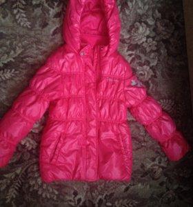 Куртка на весну 110- 116