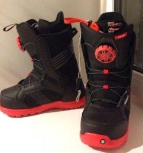 Ботинки для сноуборда Burton Zipline женские
