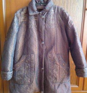 Куртка жен.зимняя