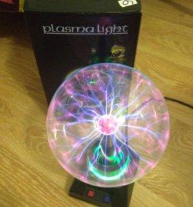 Электрический плазменный шар Тесло