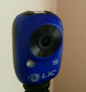 Экшн-камера Liquid Image LIC727 EGO