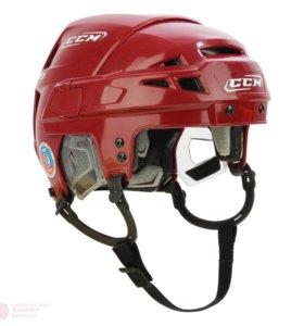 Хоккейный шлем новый.