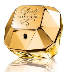 Paco Rabanne Lady Million 80 ml